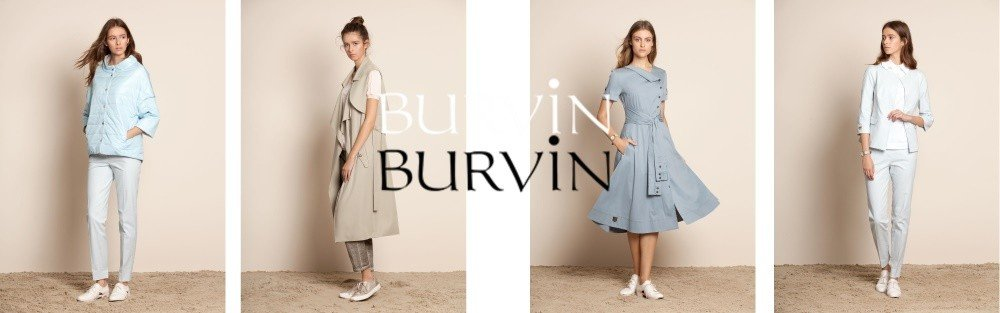 Women's Clothing Burvin